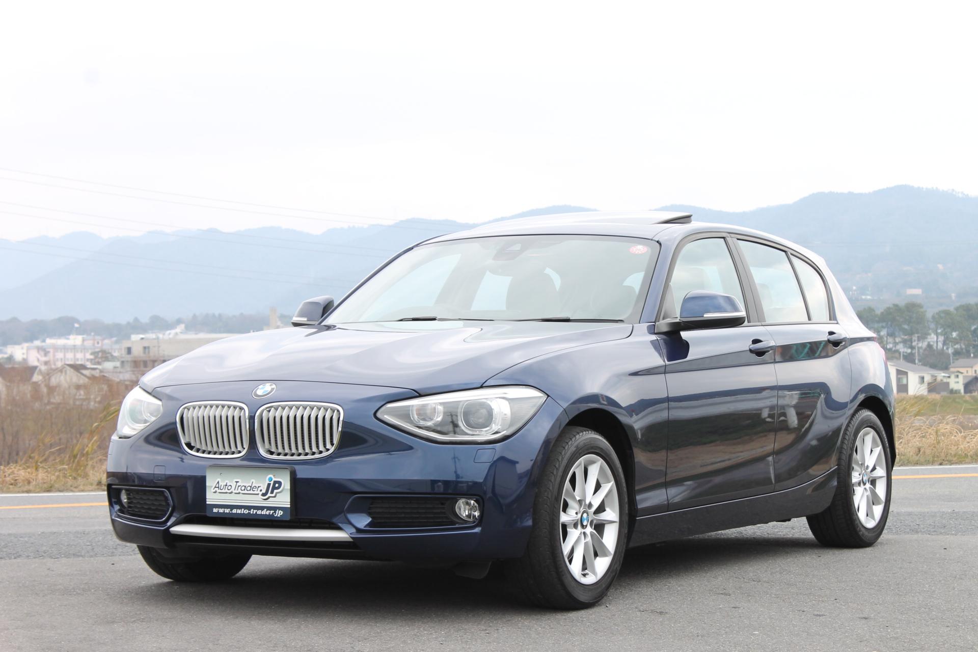 BMW116Iスタイル納車です!(写真)