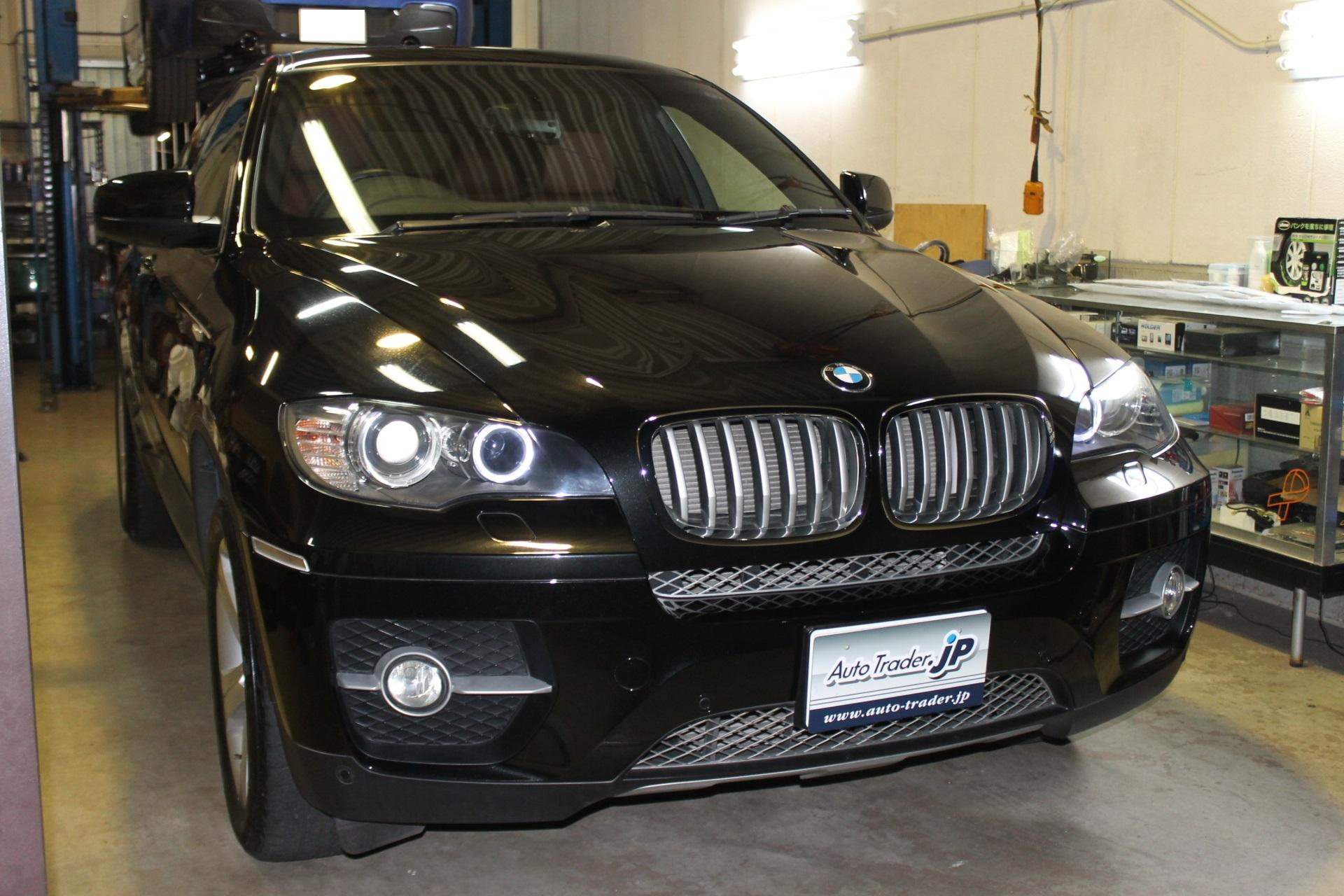 BMW X6 xDrive35i御納車です!!(写真)